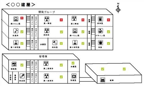 TATEYA MAP
