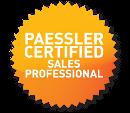 PAESSLER認定セールスプロフェッショナル